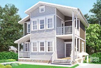 Външни стени и фасадни решения за къща - плюсове и минуси
