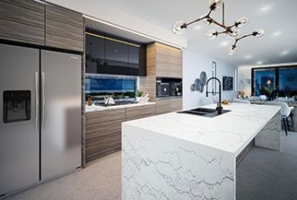 3D Визуализации - Примерен Интериор Апартамент